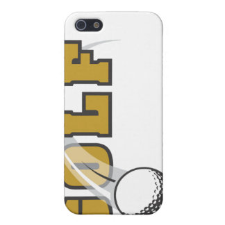 Golf Cover For iPhone SE/5/5s
