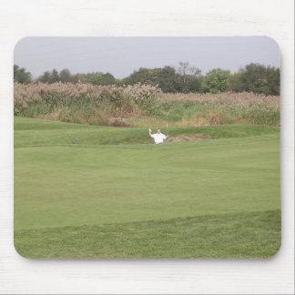 ¿Golf cualquier persona Tapetes De Raton