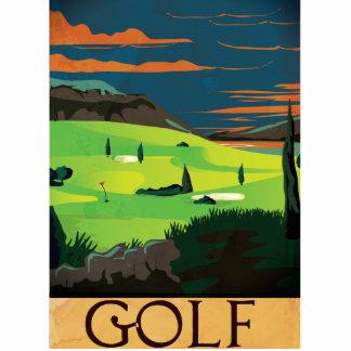 Golf Cutout