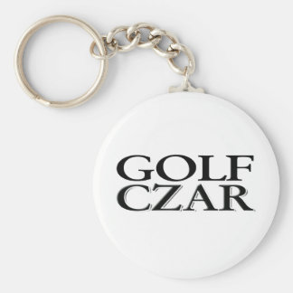 Golf Czar Keychain
