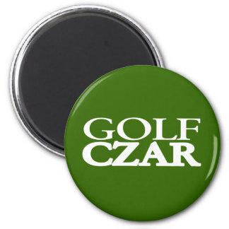 Golf Czar Magnet