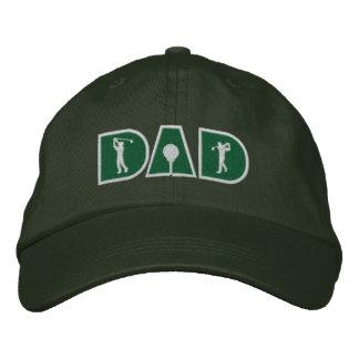 Golf Dad Baseball Cap