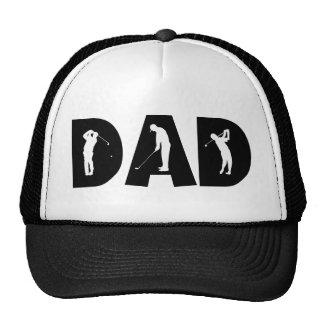 Golf Dad Cap Trucker Hats