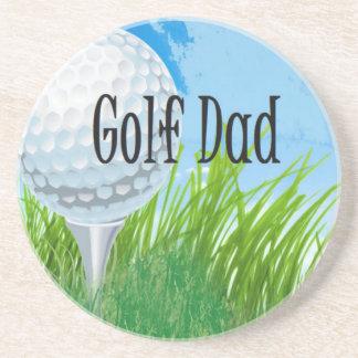 Golf DAD Design Coaster