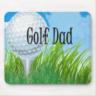 Golf DAD Design Mouse Pads