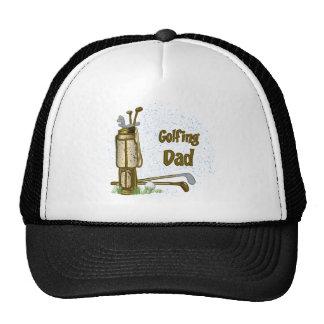 Golf Dad Trucker Hat