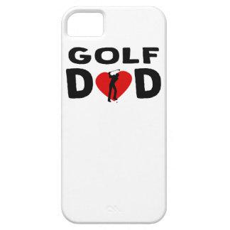 Golf Dad iPhone 5 Cases