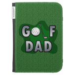 Golf Dad Kindle Cover