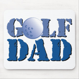 Golf Dad Mouse Pad