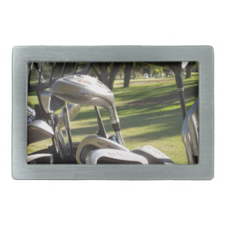 Golf Day Out, Belt Buckle