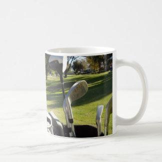 Golf _Day_Out Taza De Café