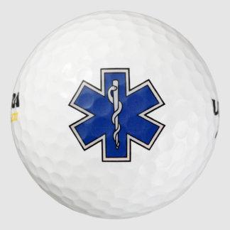 Golf de EMT Pack De Pelotas De Golf