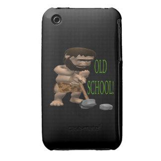 Golf de la escuela vieja carcasa para iPhone 3