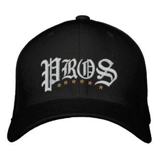 Golf de los pros gorra de béisbol bordada