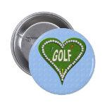 Golf del amor pins