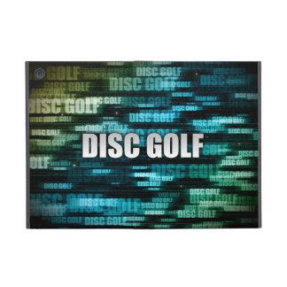 Golf del disco iPad mini coberturas