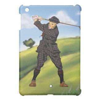 Golf del golfista del período de la apariencia vin