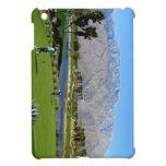 Golf del invierno en Palm Springs iPad Mini Fundas