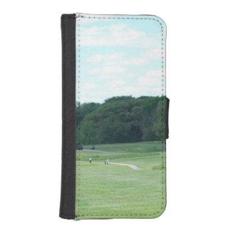 Golf del juego billetera para iPhone 5