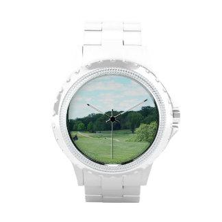 Golf del juego relojes de mano