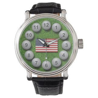 Golf del US Open Reloj De Mano