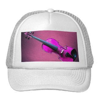Golf del violín o de la viola o casquillo o gorra