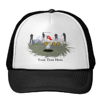 Golf Design #2 Trucker Hat