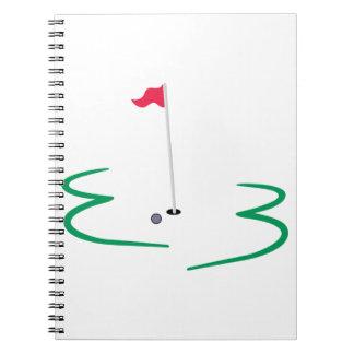 Golf Design Notebook