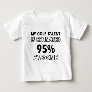 golf designs baby T-Shirt