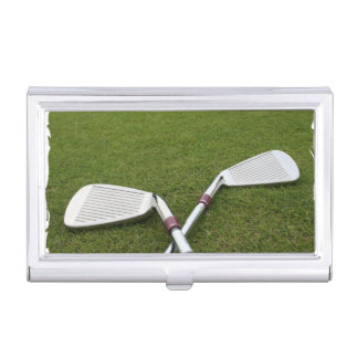 Golf Designs Case For Business Cards