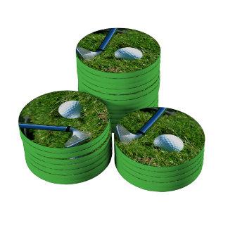 Golf Designs Poker Chips
