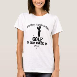 golf designs T-Shirt