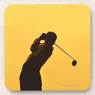Golf Drink Coaster