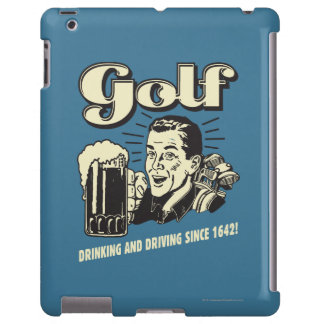 Golf: Drinking & Driving Since 1642