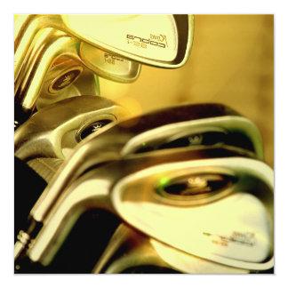Golf Drivers Invitation