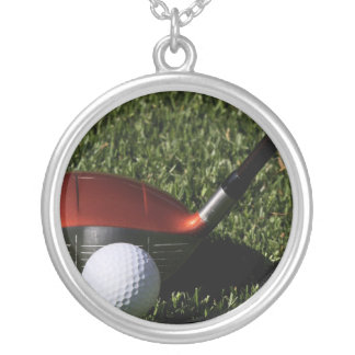 Golf Drivers Necklace
