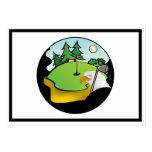 Golf Eagle Business Card