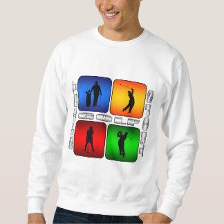 Golf espectacular suéter