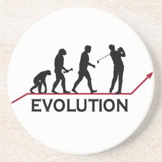 Golf Evolution Coasters