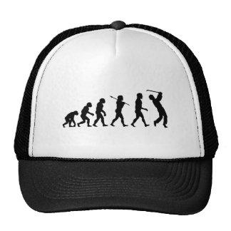 Golf Evolution Fun Sports Mesh Hats