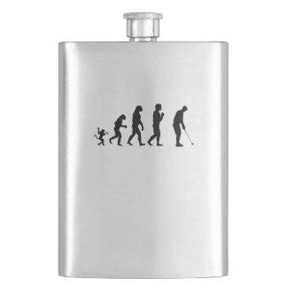 golf  evolution, #golf flask