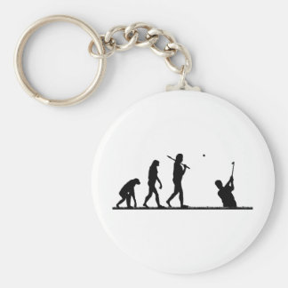 golf evolution keychain