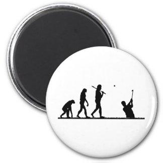 golf evolution fridge magnets