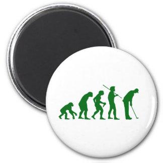 Golf Evolution Magnet