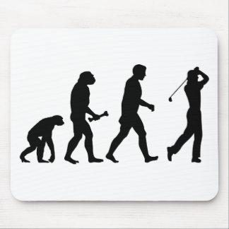 Golf Evolution Mouse Pad