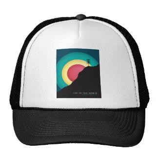 Golf extremo del disco gorras