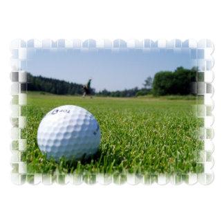 Golf Fairway Custom Announcements