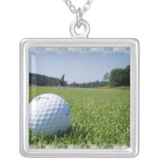 Golf Fairway Necklace