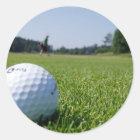 Golf Fairway Stickers