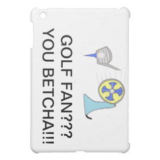 golf fan products iPad mini covers